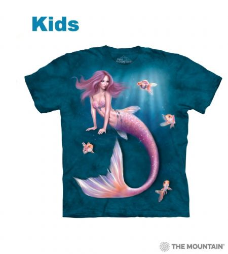 Mermaid - Kids Fantasy T-shirt - The Mountain®
